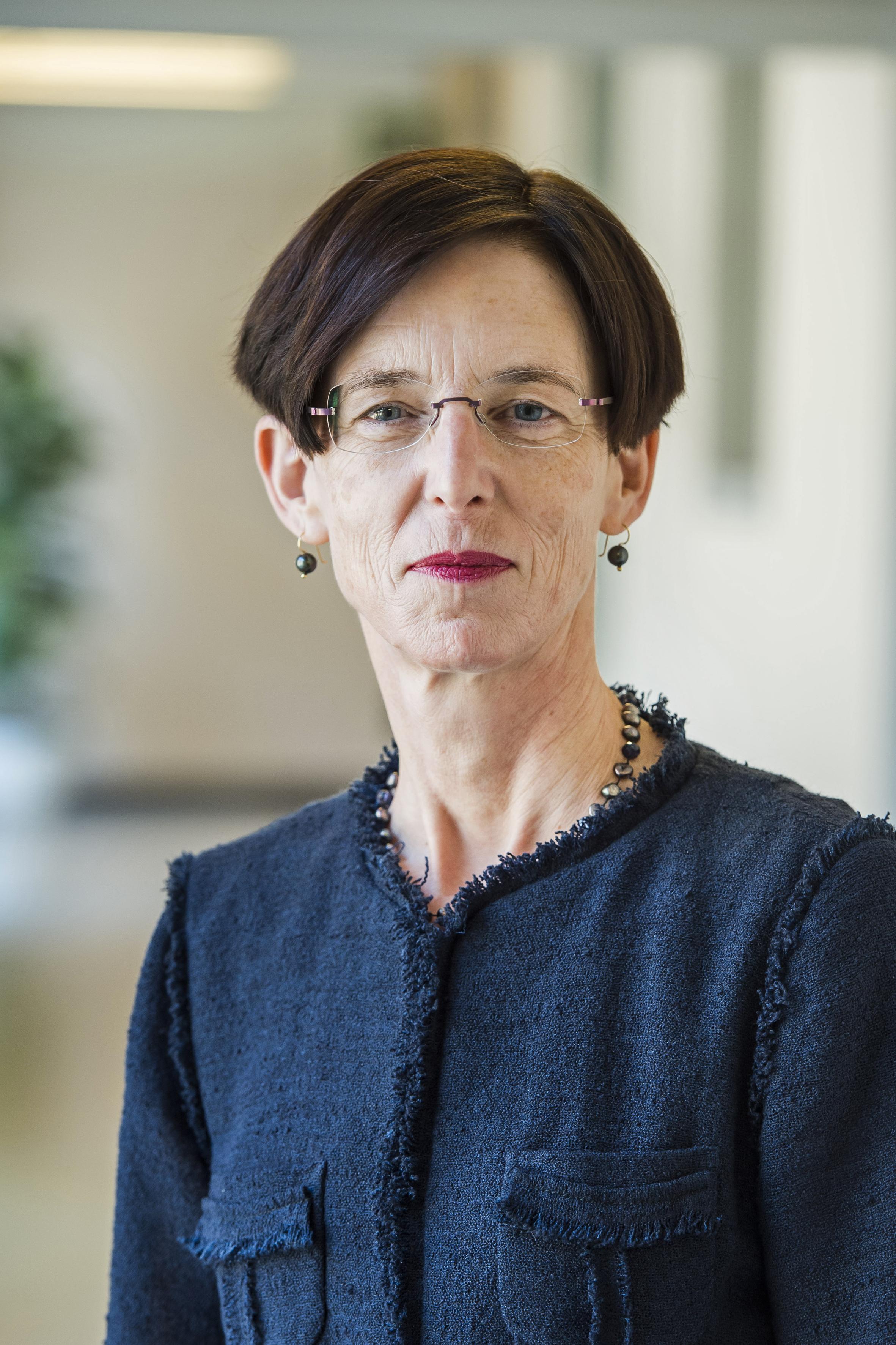 Laura van Geest, director CPB (01)