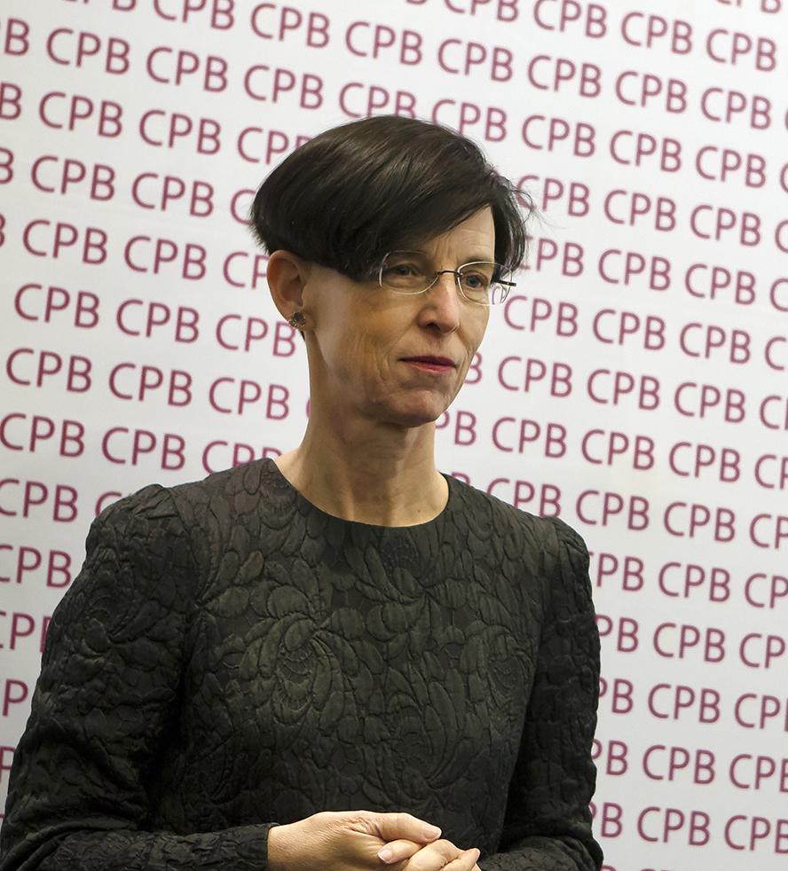 Laura van Geest, director CPB (02)