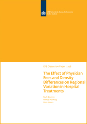 Image for The Effect of Physician Fees and Density Differences on Regional Variation in Hospital Treatments