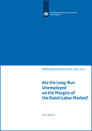 Image for Are the Long-Run Unemployed on the Margins of the Dutch Labor Market?
