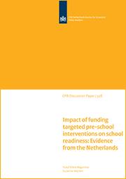 Image for VVE en schoolrijpheid: Het effect van een budgetverhoging in 2012 en 2013