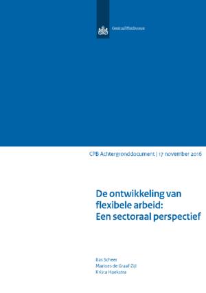De ontwikkeling van flexibele arbeid: Een sectoraal perspectief