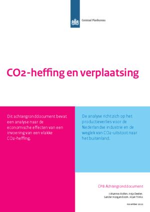 CO2-heffing en verplaatsing