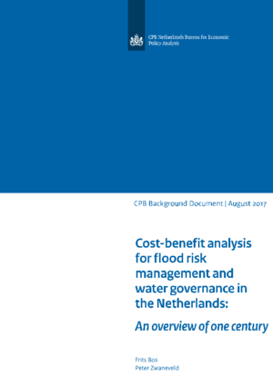 Cost-benefit analysis for flood risk management and water governance in the Netherlands: an overview of one century