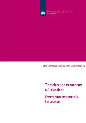 The circular economy of plastics: from raw materials to waste