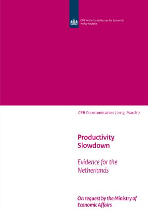 De vertraging van de productiviteit – feiten voor Nederland