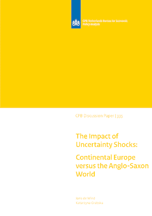 The Impact of Uncertainty Shocks: Continental Europe versus the Anglo-Saxon World