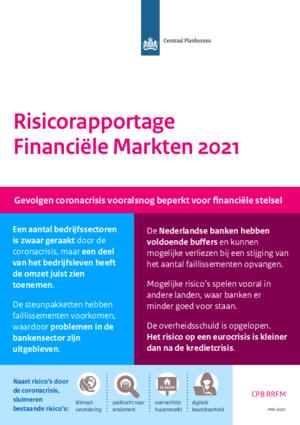 Risicorapportage Financiële markten 2021