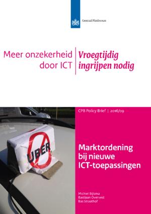 Marktordening bij nieuwe ICT-toepassingen