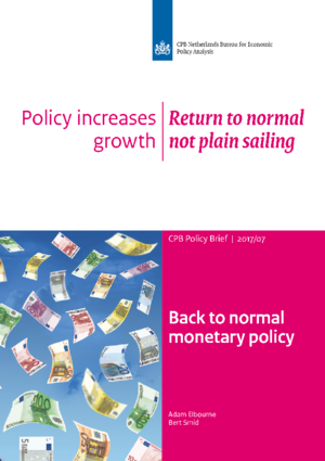 Back to normal monetary policy