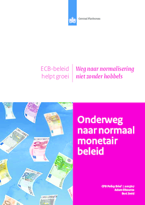 Onderweg naar normaal monetair beleid