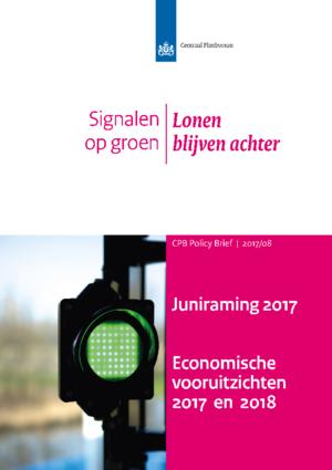 Juni-raming 2017: vooruitzichten 2017 en 2018