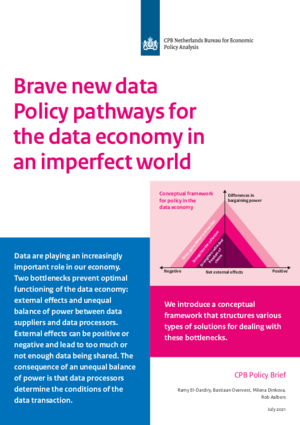 Brave new data – Policy pathways for the data economy in an imperfect world
