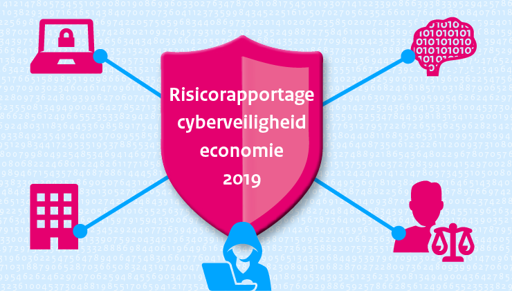 Image for Risicorapportage cyberveiligheid economie 2019