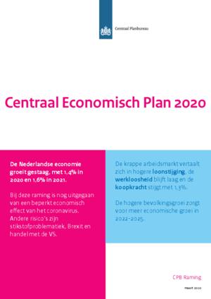 Centraal Economisch Plan (CEP) 2020