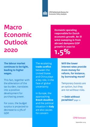 Macro Economic Outlook 2020