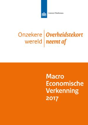 Macro Economische Verkenning (MEV) 2017