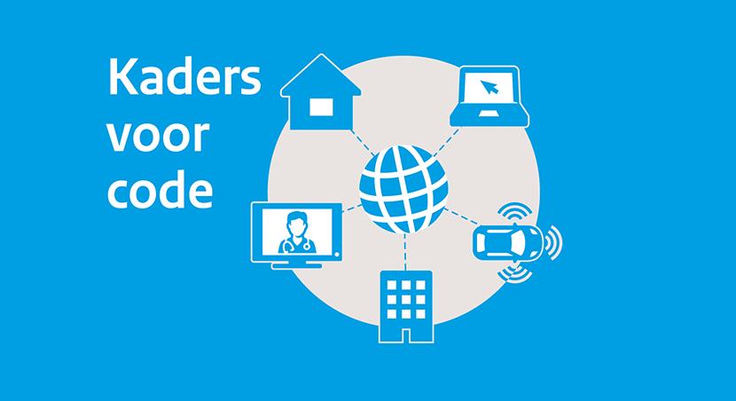 Image Kaders voor code: beleid voor veilige digitale middelen