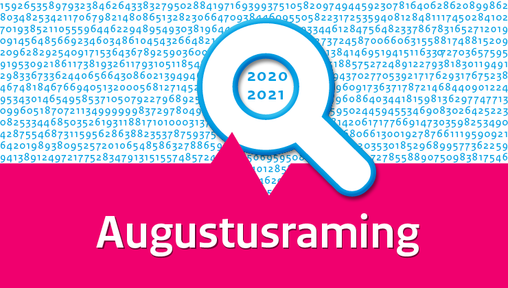 Image for Augustusraming 2020-2021