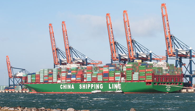 Image for Increased trade with China and Eastern Europe hardly affects Dutch workers