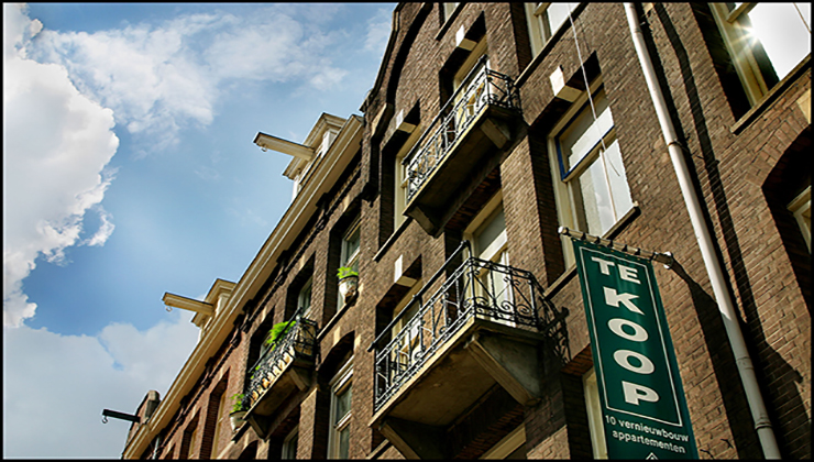 Image Beweging op de woningmarkt: prijzen en volumes