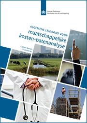 Image for Algemene leidraad voor maatschappelijke kosten-batenanalyse