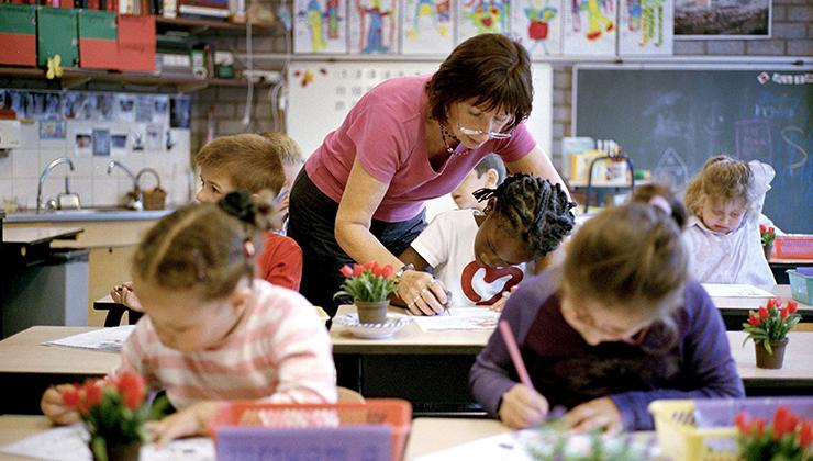 Image for Opleiding en inkomen ouders zeer bepalend voor schoolsucces kind