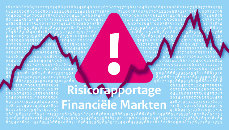 Image for Risicorapportage Financiële markten 2019