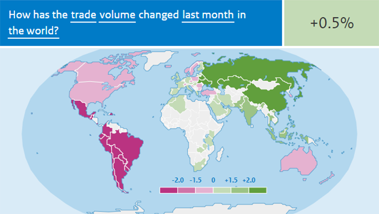 Image for CPB Wereldhandelsmonitor april 2021