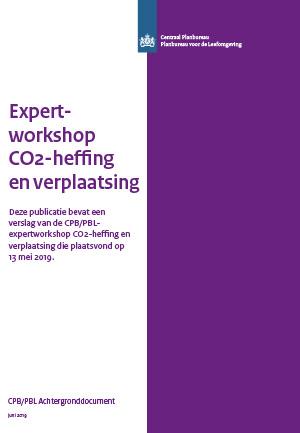 Expertworkshop CO2-heffing en verplaatsing