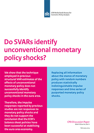 Do zero and sign restricted SVARs identify unconventional monetary policy shocks in the euro area?