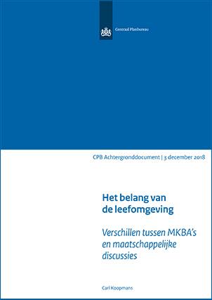 Het belang van de leefomgeving: verschillen tussen MKBA's en maatschappelijke discussies