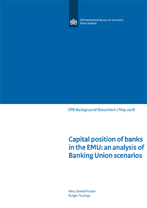 Capital position of banks in the EMU: an analysis of Banking Union scenarios