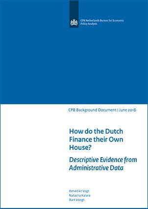 How do the Dutch Finance their Own House? – Descriptive Evidence from Administrative Data
