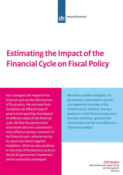 Estimating the Impact of the Financial Cycle on Fiscal Policy