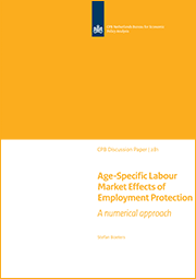 Image for Age-Specific Labour Market Effects of Employment Protection - A numerical approach