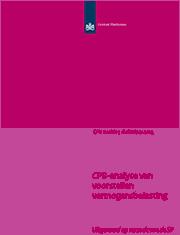Image for CPB-analyse van voorstellen vermogensbelasting