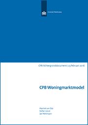 Image for CPB Woningmarktmodel