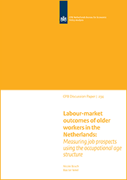 Image for Labour-market outcomes of older workers in the Netherlands: Measuring job prospects using the occupational age structure