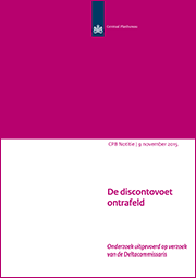 Image for De discontovoet ontrafeld