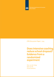 Image for Does intensive coaching reduce school dropout?