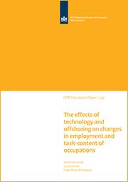 Image for De effecten van technologische vooruitgang en offshoring op veranderingen in het aantal banen en het takenpakket van beroepen