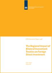 Image for De regionale effecten van bilaterale investeringsverdragen op directe buitenlandse investeringen