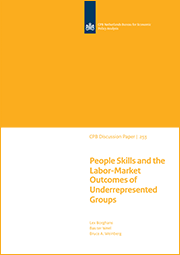 Image for People Skills and the Labor-Market Outcomes of Underrepresented Groups