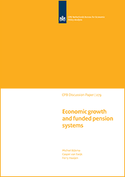 Image for Economic growth and funded pension systems