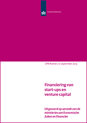 Image for Financiering van start-ups en venture capital