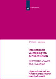 Image for Internationale vergelijking van pensioenstelsels: Denemarken, Zweden, Chili en Australië