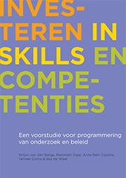 Image for Investeren in skills en competenties: Een voorstudie voor programmering van onderzoek en beleid