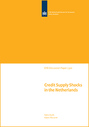 Image for Credit Supply Shocks in the Netherlands