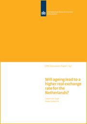 Image for Leidt vergrijzing tot een hogere reële wisselkoers voor Nederland?
